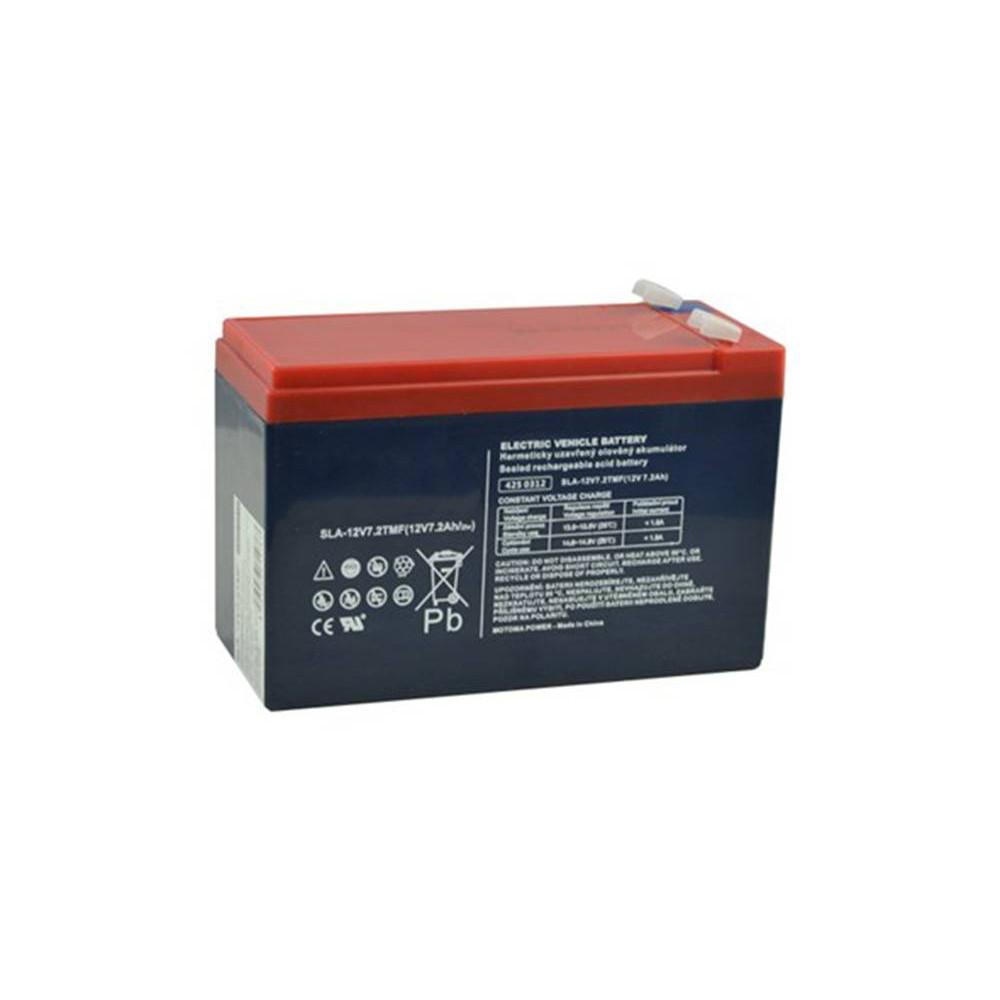 Náhradné batérie - Náhradná trakčná batéria 12v / 7,5AH - 1