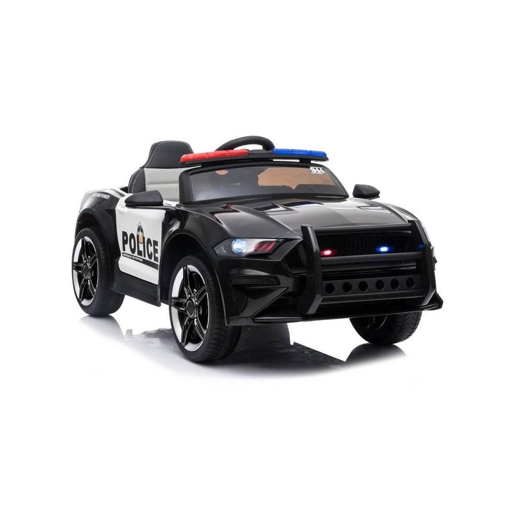 LT Elektrické autíčko Mustang Polícia