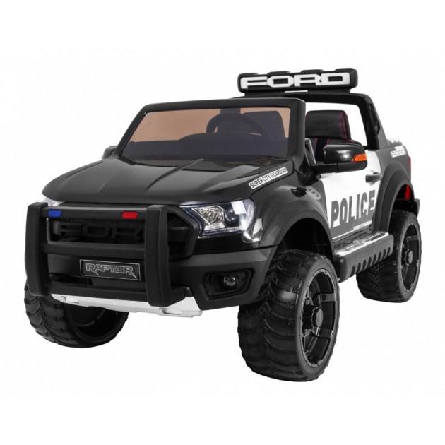 Elektrické autíčka licencované - Elektrické autíčko Ford Ranger Raptor Police - 2