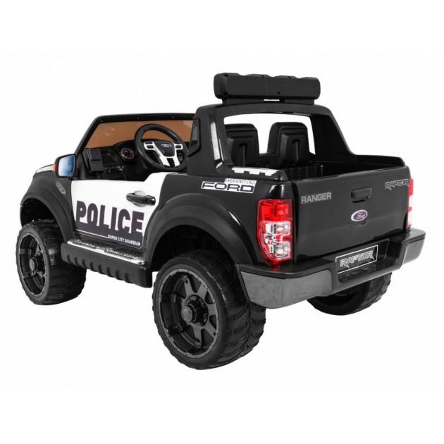 Elektrické autíčka licencované - Elektrické autíčko Ford Ranger Raptor Police - 1