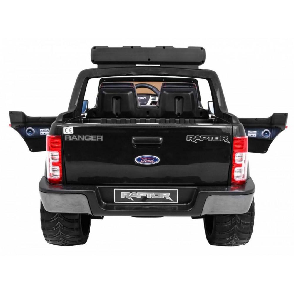 JBM Elektrické autíčko Ford Ranger Raptor Police