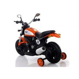LT Elektrická detská motorka Harley QK307
