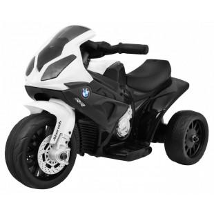Elektrická motorka BMW S1000RR - čierna