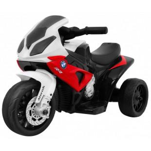 Elektrická motorka BMW S1000RR - červená