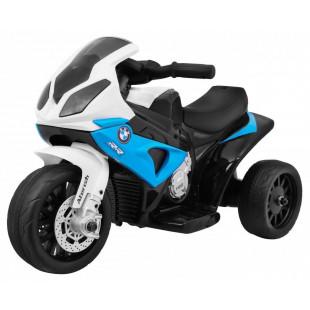 Elektrická motorka BMW S1000RR - modrá