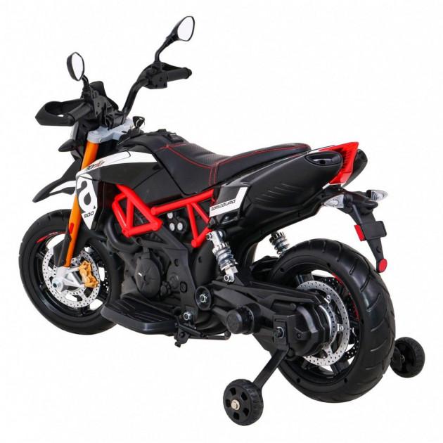 Elektrické motorky - Elektrická motorka APRILIA A007 - čierna - 1