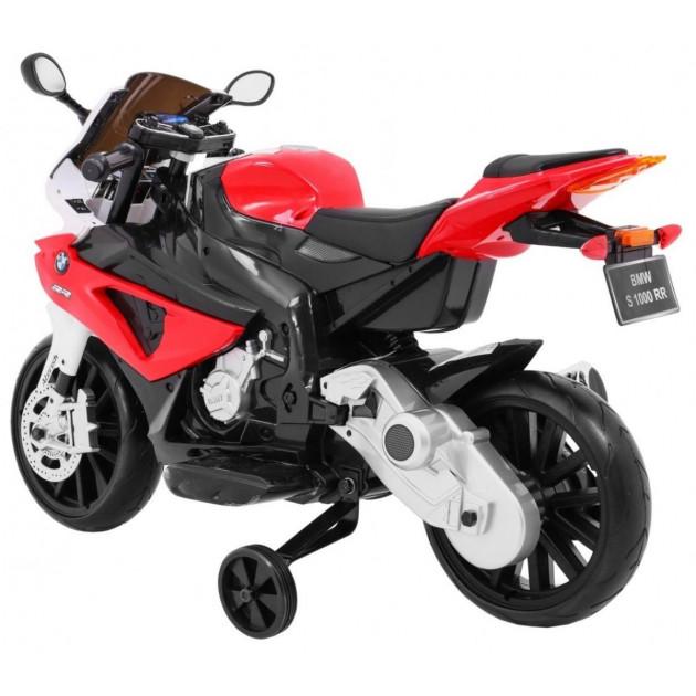Elektrické motorky - Elektrická motorka BMW S1000 RR - červená - 1