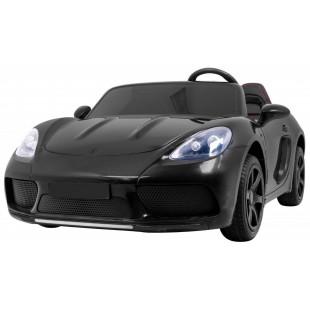 Elektricke autíčko Super Sport XL - čierna