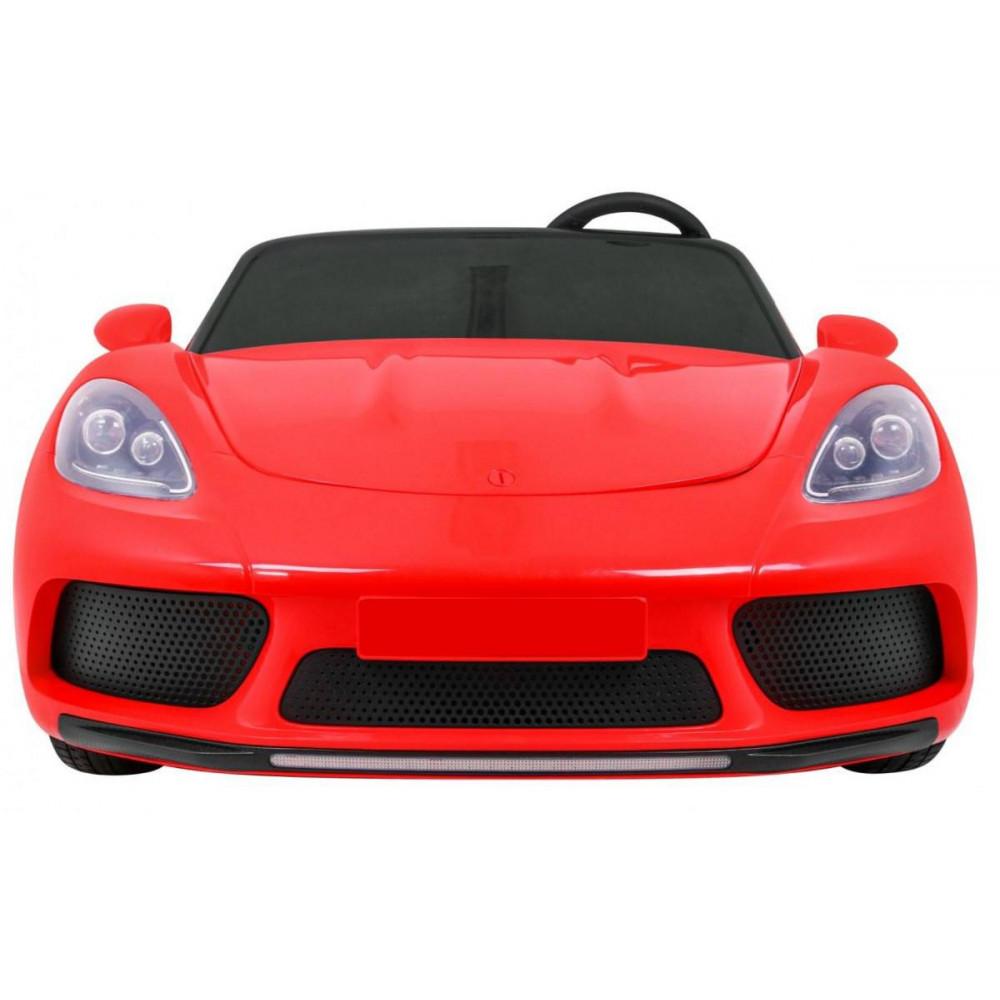 Elektrické autíčka dvojmiestne - Elektricke autíčko Super Sport XL - červená - 7