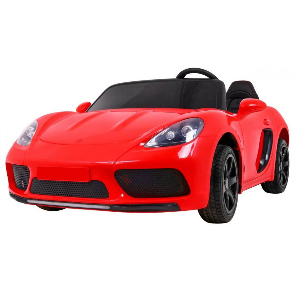 Elektrické autíčka dvojmiestne - Elektricke autíčko Super Sport XL - červená - 2