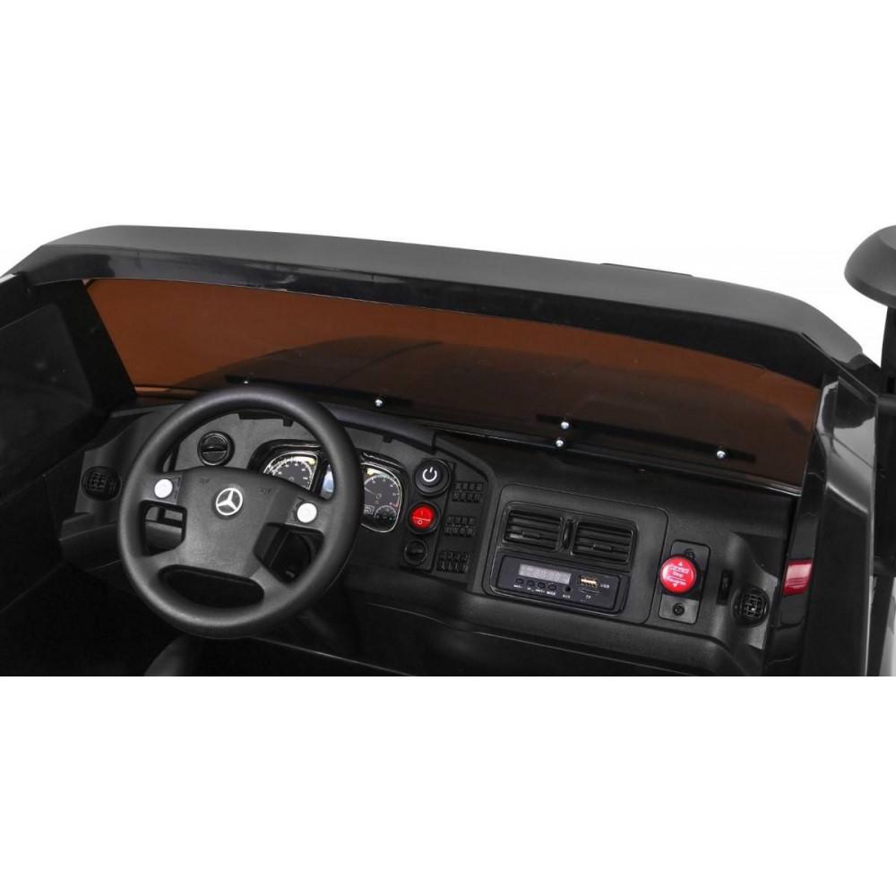 JBM Elektrické autíčko Mercedes Zetros