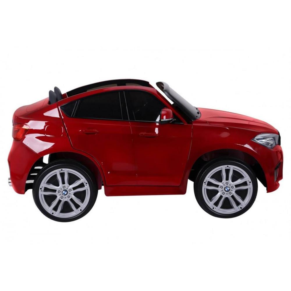 JBM Elektrické autíčko BMW X6M LUX - dvojmiestne