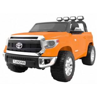 Elektrické autíčko Toyota Tundra XXXL - oranžová