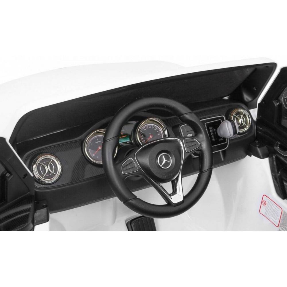 JBM Elektrické autíčko MERCEDES X-CLASS 24V 4X4