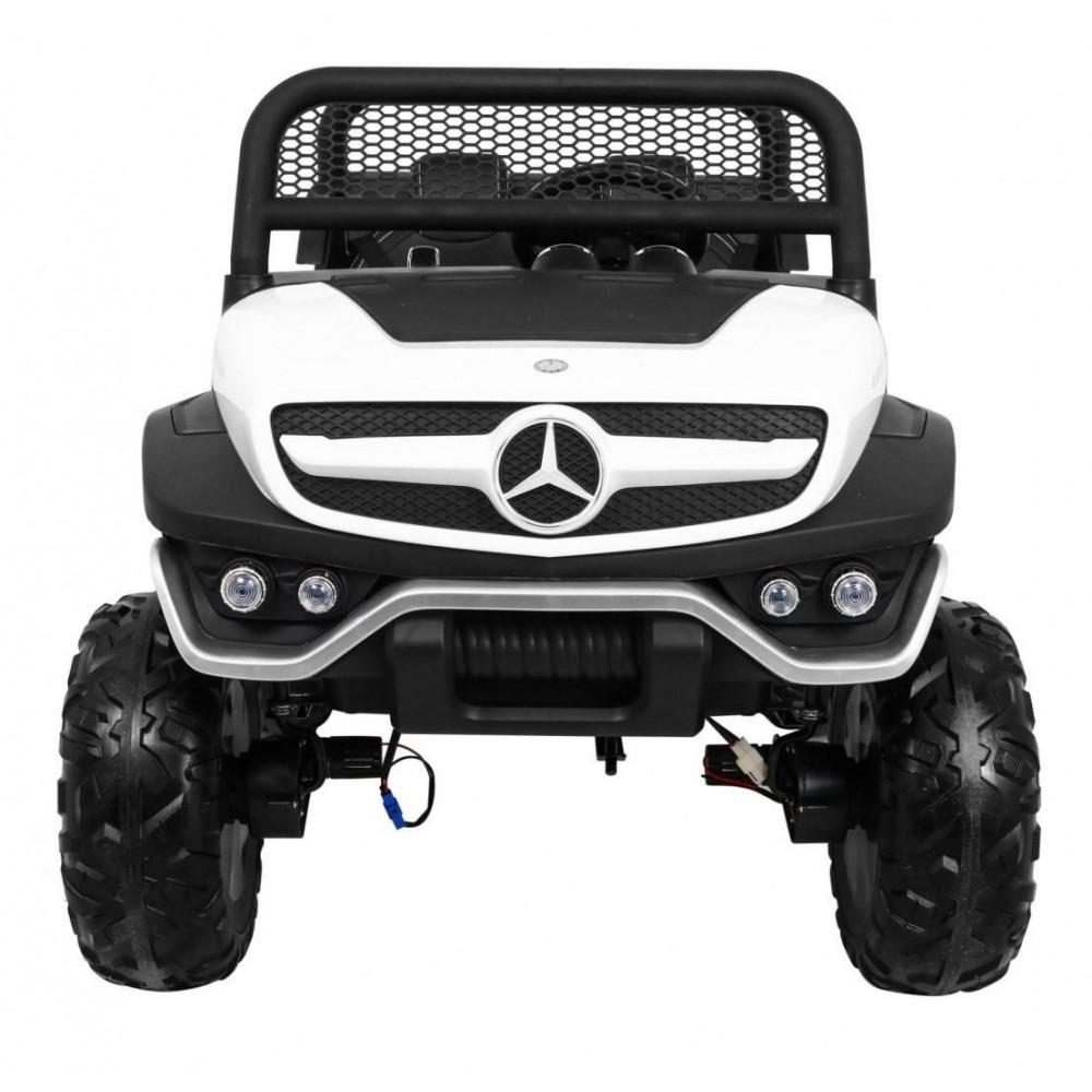 JBM Elektrické autíčko Mercedes UNIMOG