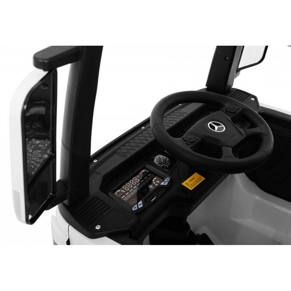 JBM Elektrické autíčko Mercedes Benz Actros