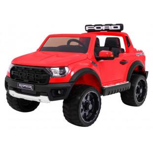 Elektrické autíčko Ford Ranger Raptor - červená