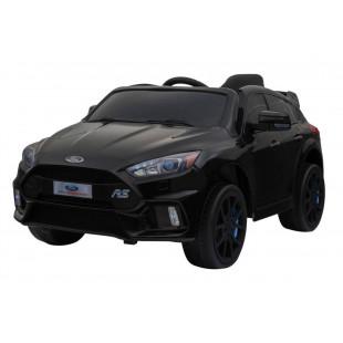 Elektrické autíčko FORD FOCUS RS - čierna
