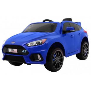 Elektrické autíčko FORD FOCUS RS - modrá