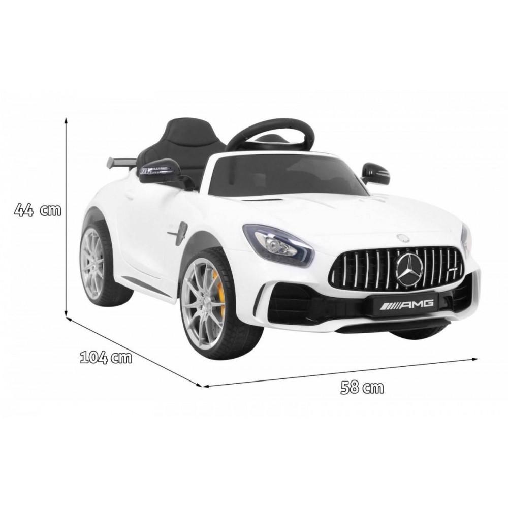 JBM Elektrické autíčko Mercedes AMG GTR