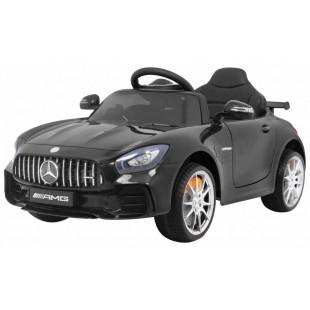 Elektrické autíčko Mercedes AMG GTR - čierna