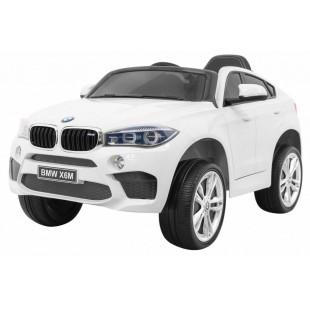 Elektrické autíčko BMW X6M - biela