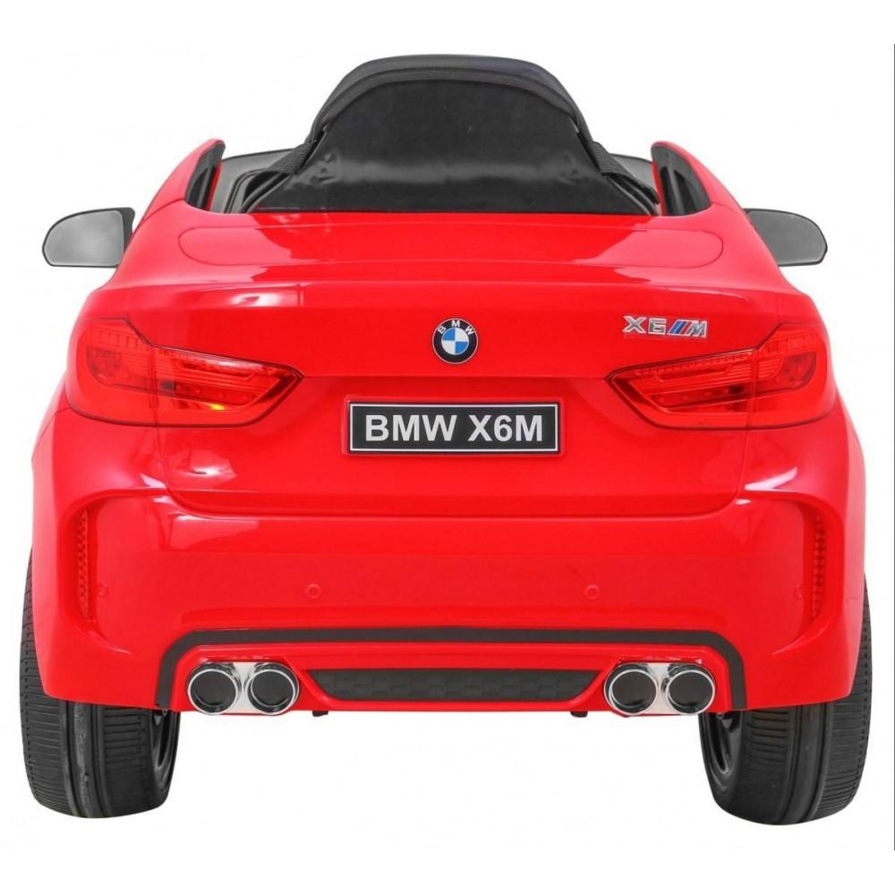 JBM Elektrické autíčko BMW X6M