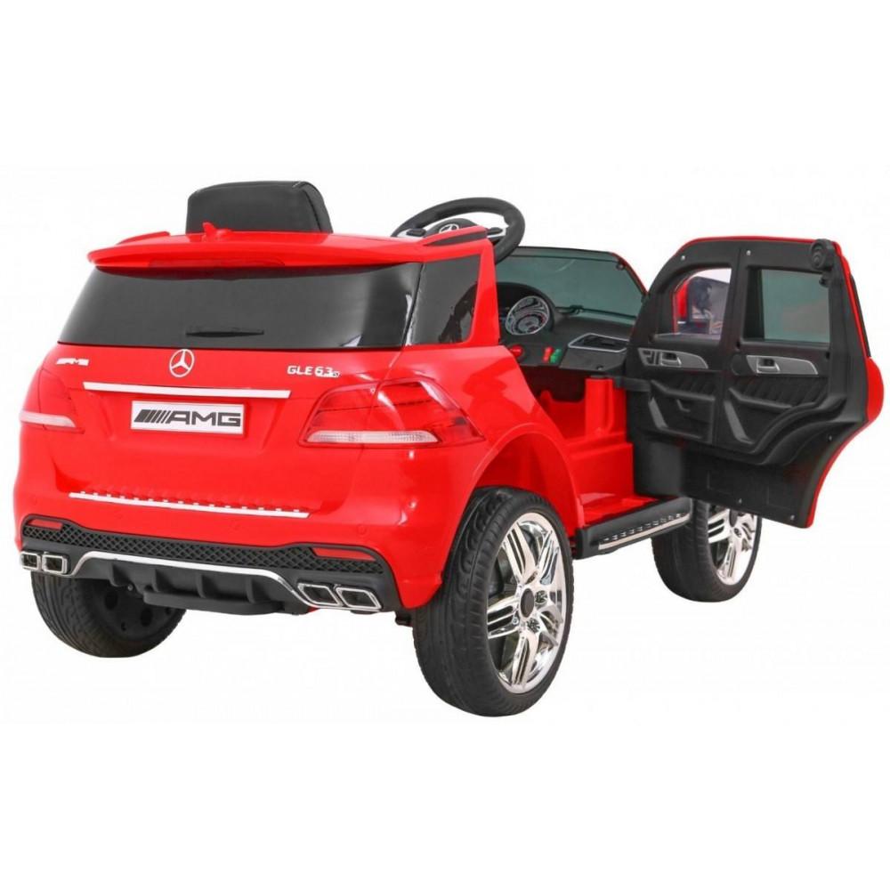 JBM Elektrické autíčko MERCEDES GLE63 AMG