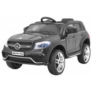 Elektrické autíčko MERCEDES GLE63 AMG - čierna