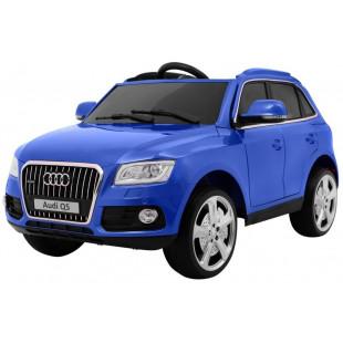 Elektrické autíčko Audi Q5 - modrá lak
