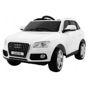 Elektrické autíčko Audi Q5 - biela lak