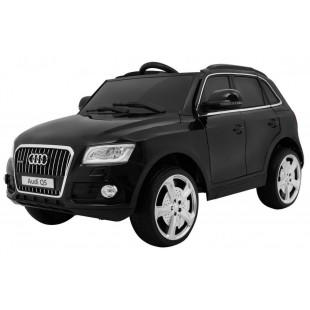 Elektrické autíčko Audi Q5 - čierna lak