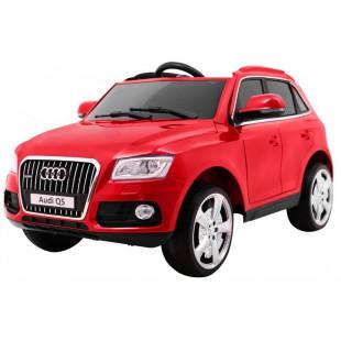 Elektrické autíčko Audi Q5 - červená lak