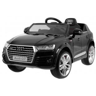 Elektrické autíčko Audi Q7 - čierna