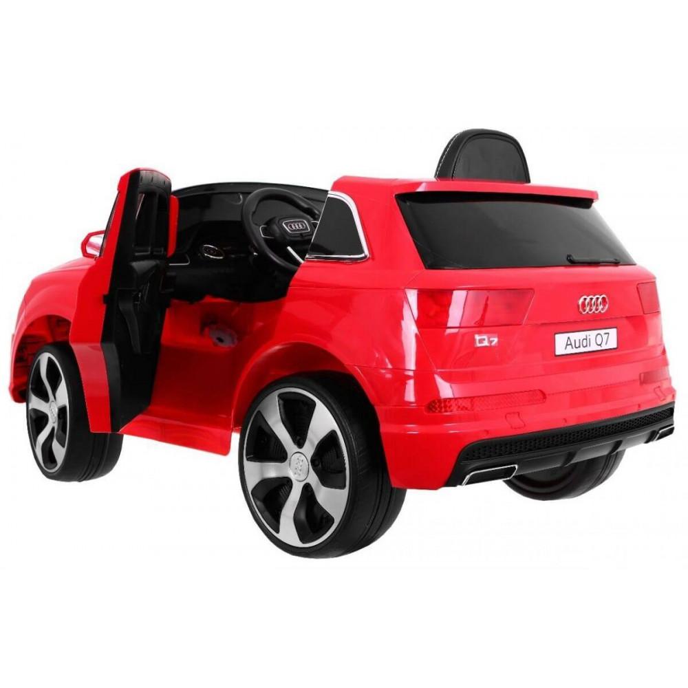 JBM Elektrické autíčko Audi Q7 S-line 12V