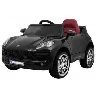Elektrické autíčko Porsche Cayenne style - čierna