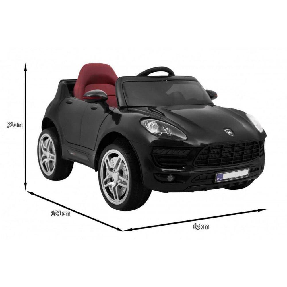JBM Elektrické autíčko Porsche Cayenne style 12V