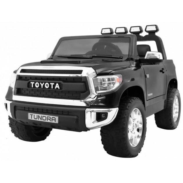 Elektrické autíčka licencované - Elektrické autíčko Toyota Tundra - čierna - 2