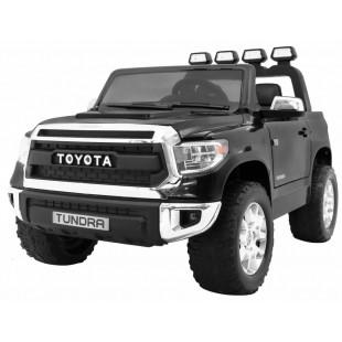 Elektrické autíčko Toyota Tundra - čierna