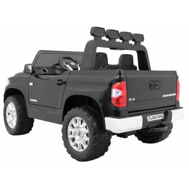 Elektrické autíčka licencované - Elektrické autíčko Toyota Tundra - čierna - 1