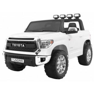 Elektrické autíčko Toyota Tundra - biela