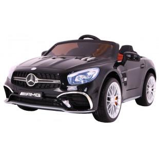 Elektrické autíčko Mercedes AMG SL65 - čierna
