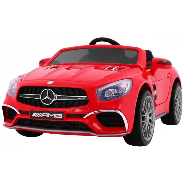 Elektrické autíčko Mercedes AMG SL65 - červená