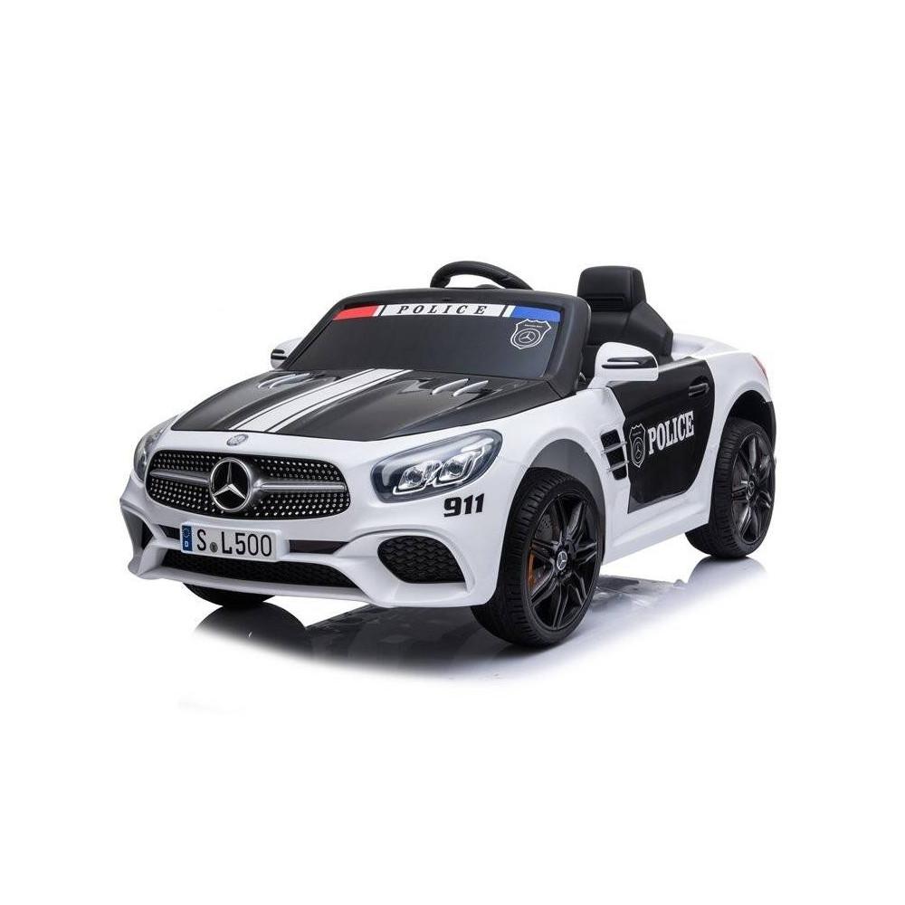 LT Elektrické autíčko Mercedes SL500 POLICE
