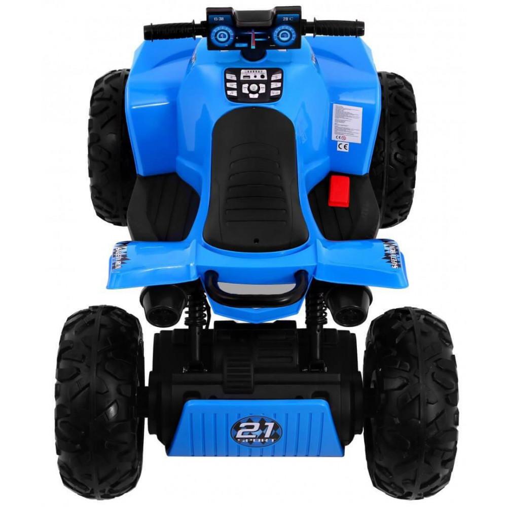 JBM Elektrická štvorkolka QUAD Sport Run 24V 4X4
