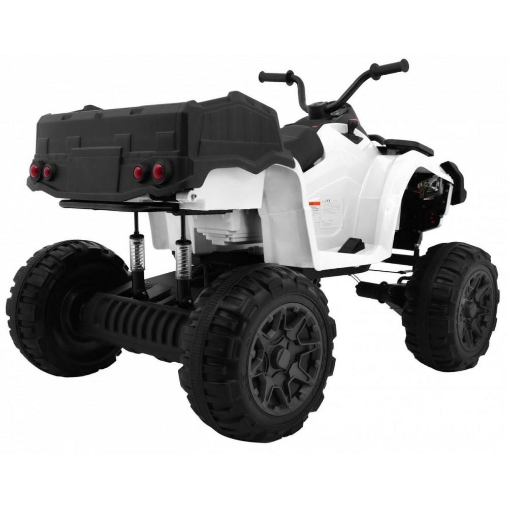 JBM Elektrická štvorkolka QUAD RAPTOR 24V 4X4