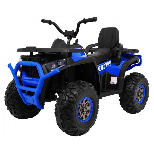 Elektrická štvorkolka Quad ATV Desert - modrá