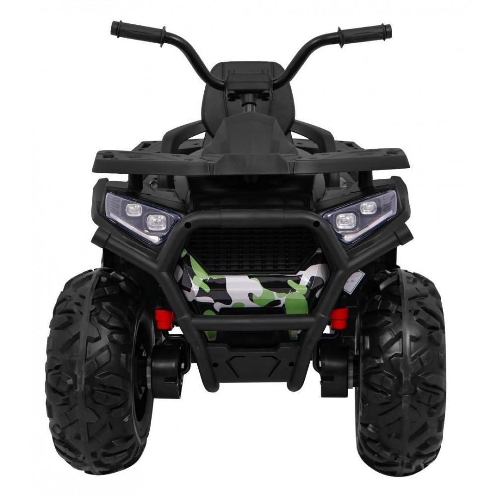 Elektrické štvorkolky - Elektrická štvorkolka Quad ATV Desert - kamufláž - 8