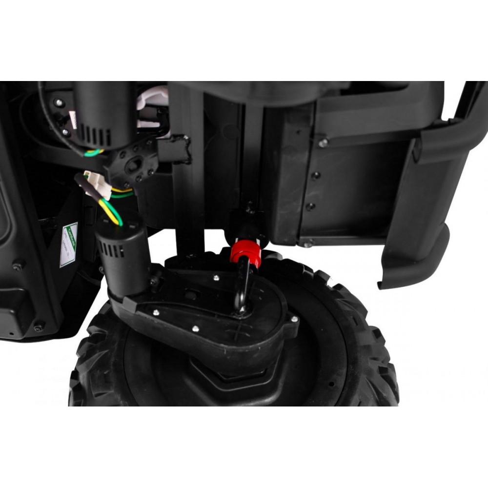 Elektrické štvorkolky - Elektrická štvorkolka Quad ATV Desert - kamufláž - 12