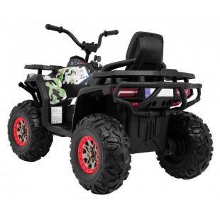 Elektrické štvorkolky - Elektrická štvorkolka Quad ATV Desert - kamufláž - 1